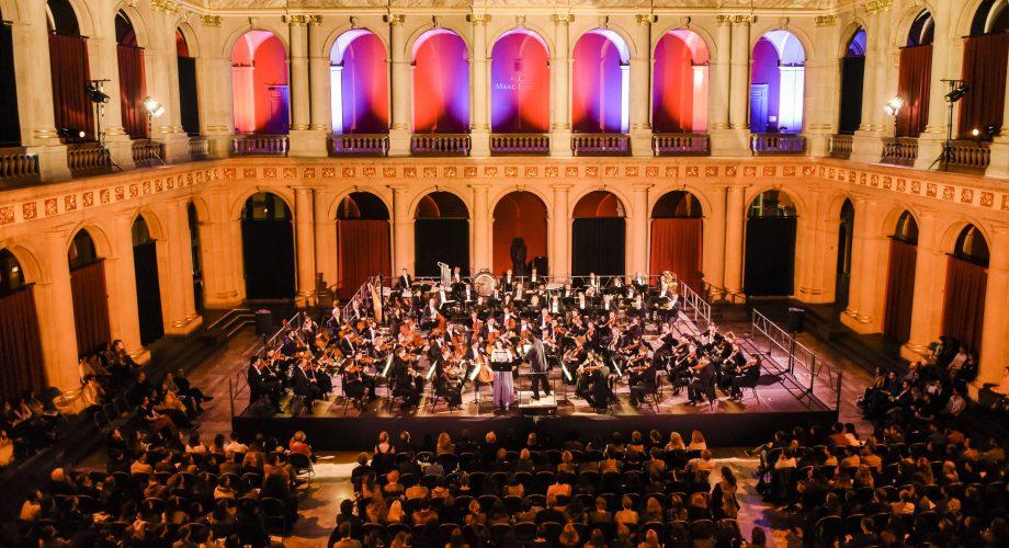 Concert universitaire de OPS, Strasbourg, 10 novembre 2015