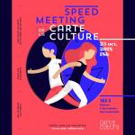 affiche speed meeting troisième édition